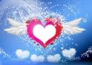 coeur ange