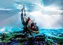 Jezus na morzu