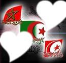maroc tunisie algérie