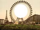 Roda gigante de Paris - 1900