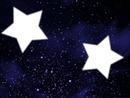 mes deux étoiles <3