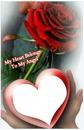 my heart belongs to my angel
