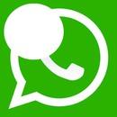 logo whatsapp avec photo de profil