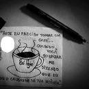 um café especial
