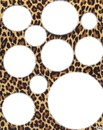 leopard rond
