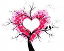 arbres généalogiques coeur
