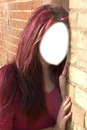 Hair orange