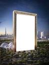 Tableau à Dubai