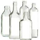 botellas de cuatro fotos