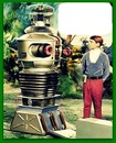 LOST IN SPACE - Robot & Will
