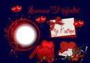 Ma créa st Valentin