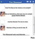 CHAT FFALSO CON TINI