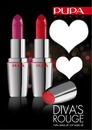 PUPA MILANO DIVA'S ROUGE ROSSETTO