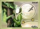 le dragon et la fille