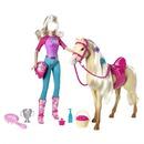 Barbie et son chevam