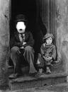 Homme et l'enfant
