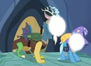 Discord and Trixie