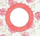 Circulo floreado