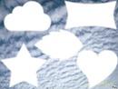 Dans les nuage