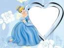 coração da Cinderela