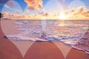 plage romantique