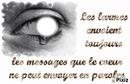 message du coeur