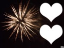 Feu d'artifice d'amour <3