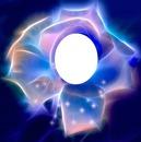 glow  blue rose