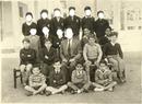Photo de classe année 60