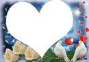 Palomas y amor