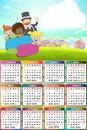 calendário 2020 mundo bita
