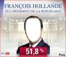 Vote François Hollande