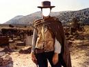 Visage de Clint Eastwood