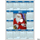 calendrier 2013 avec pere noel