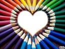 crayon coeur