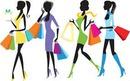 tout le monde au shopping !!