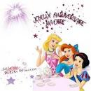 Joyeux Anniversaire avec des princesse disney