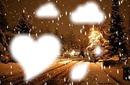 Il neige en ce Noël