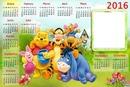 calendario infantil 2016