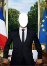President Macron Officelle