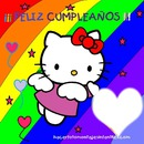 Hello kitty cumpleaños