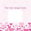 Seewt love frame