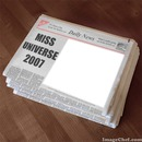 Daily News for Miss Universe 2007