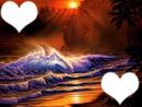 Le paysage amoureux