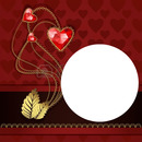 Diamante de coração