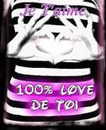 100% love de toi