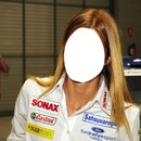 Turkish Girl Rally Driver