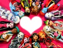 j'aime mes monster high