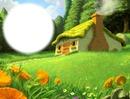 Maison de paille