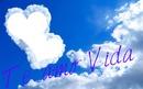 Coração de nuvens